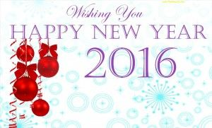 5 Happy New Year 2016 Pictures with Quotes