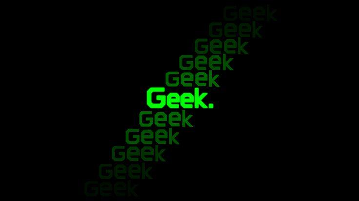 ..a geek world..