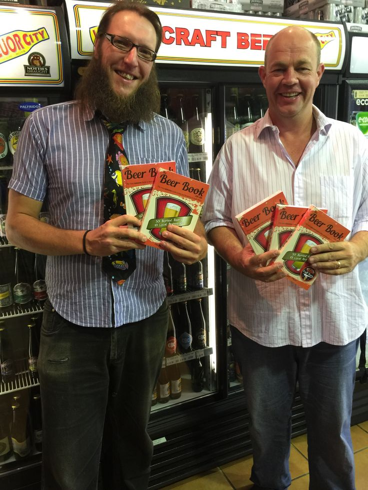 Holger visits Liquor City Groenkloof on Tie Day.  Wim Visser boasts a very large collection of local and imported craft beers at this fine Pretoria store.