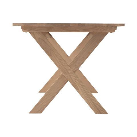 【W1800】オクト ダイニングテーブル ナチュラル