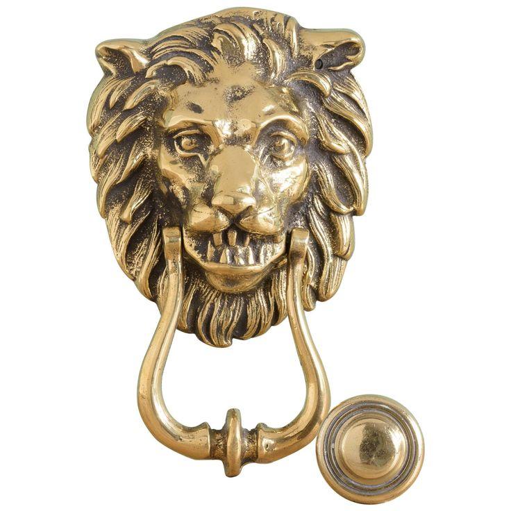 Best 25 Lion Door Knocker Ideas On Pinterest Door