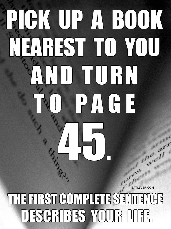 "Mine was ""Some progress was made in the dry frosty weather that followed, but it was cruel work, and the animals could not feel so hopeful about it as they had felt before."" - Animal Farm By: George Orwell...That's sort of depressing..."