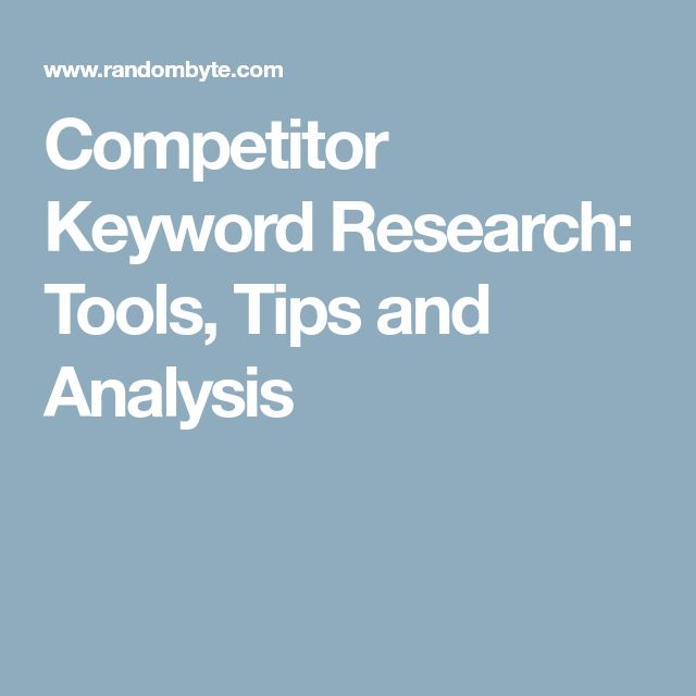 25+ parasta ideaa Pinterestissä Competitor analysis Markkinointi - sample competitive analysis 2