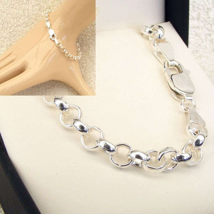 Buy Sterling Silver Belcher Chain (MM-BEL-0026) online at Chain Me Up