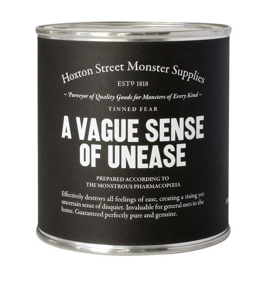 We Made This - Hoxton Street Monster Supplies : A vague sense of unease / http://www.wemadethis.co.uk / http://www.monstersupplies.org