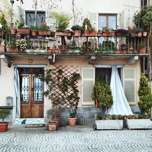 ✨Italy #balconyinspiration