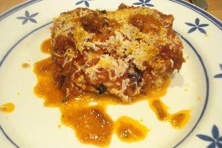 Parmesana de calabaza (Parmigiana di zucca) – Recetas italianas, recetas de cocina italiana en espanol