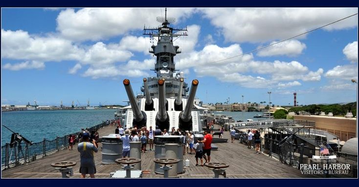 All tours are authorized by the US Navy and National Park System. Take the official Pearl Harbor Tours to the Arizona Memorial and Battleship USS Missouri.