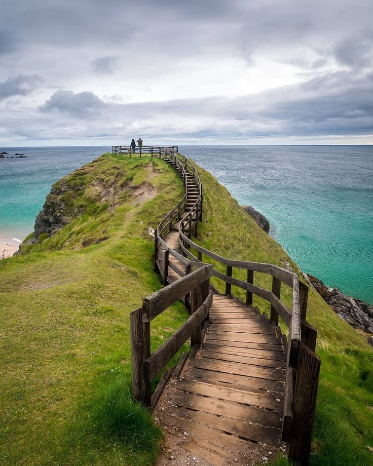 Sango Sands Beach, Scotland