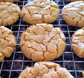 """Grandma's Peanut Butter Cookies: """"These almost melt in your mouth! My grandma and mom made these cookies, and I have been making them for my kids for 20 years!"""" -LisaCooks"""