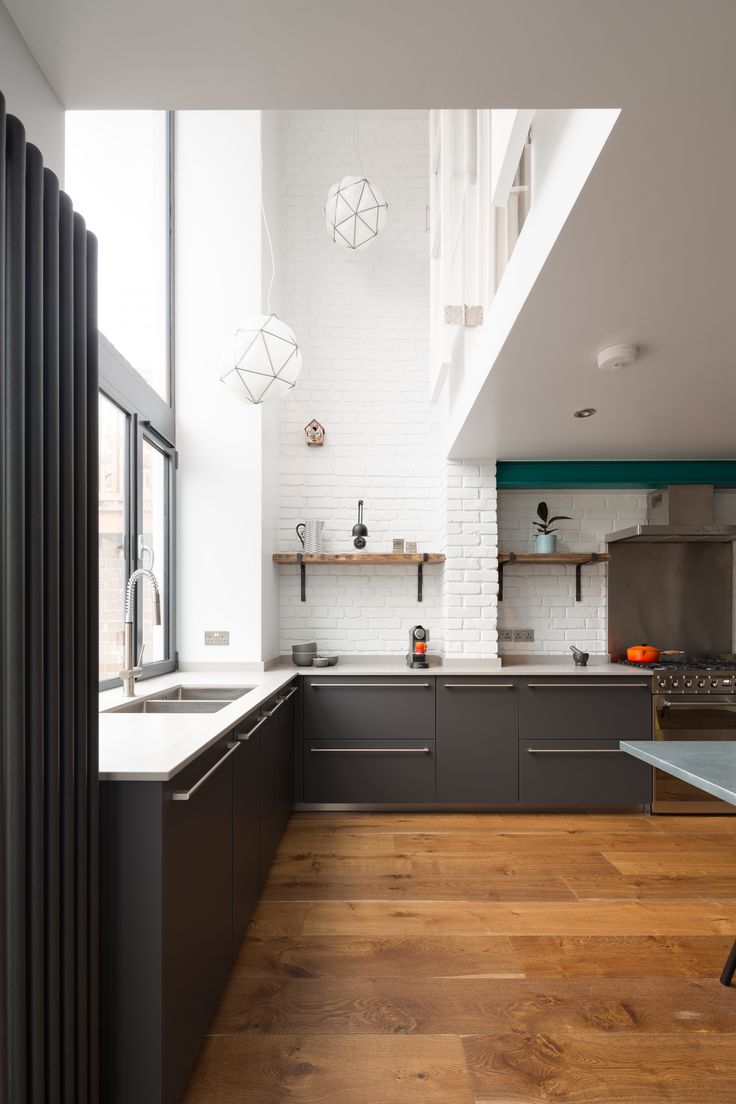 High Kitchen / A-Zero Architects