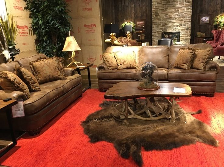 A Rustic Twist On Traditional Living Room Set Makes For The Perfect Up In Any Texas Home Come See This Unique Arrangement Of Quality Furniture TODAY
