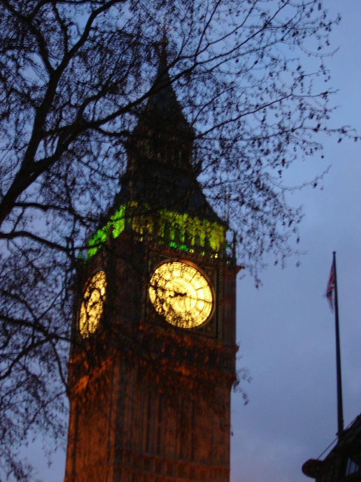 Big Ben. London, UK 2010