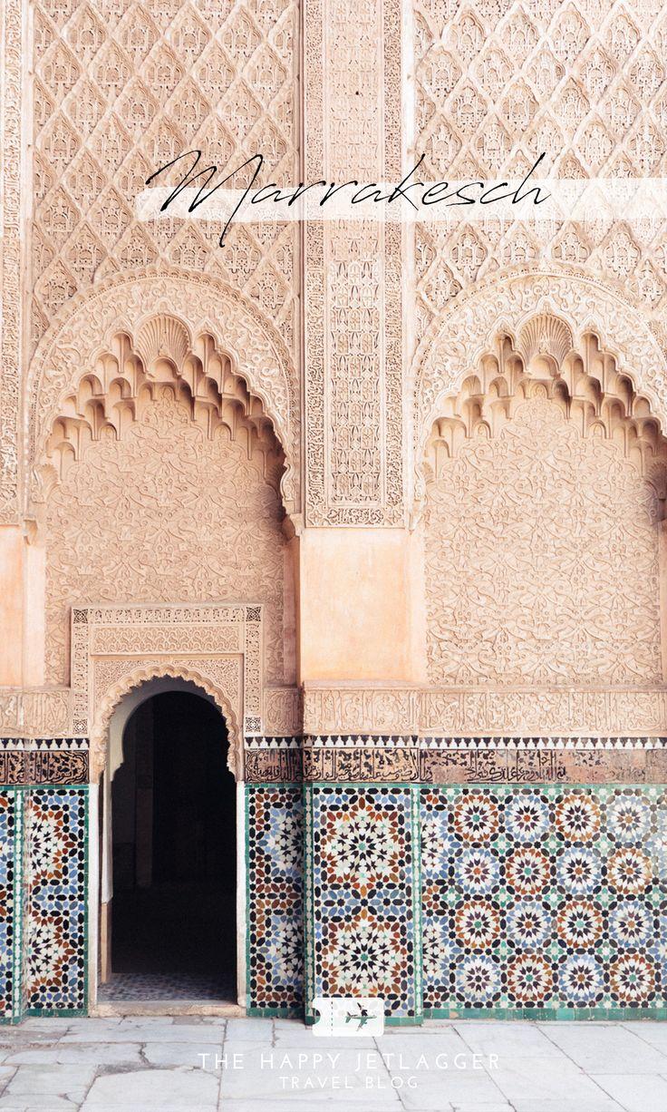Als Frau nach Marrakesch reisen? Wichtige Tipps für Deine Reise nach Marokko. T…