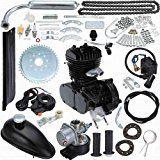 """Amazon.com: Iglobalbuy 26"""" or 28""""Bicycle 80cc 2 Stroke Motorized Gas Engine Motor Kit: Toys & Games"""