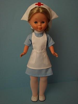 Enfermera Nancy