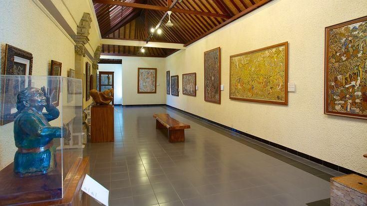 Museum Puri Lukisan - Tempat Wisata di Sekitar Ubud Bali
