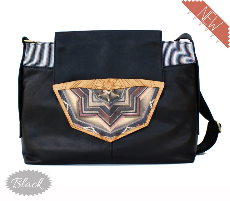 New Hilda Satchel/Backpack featuring Mandala design