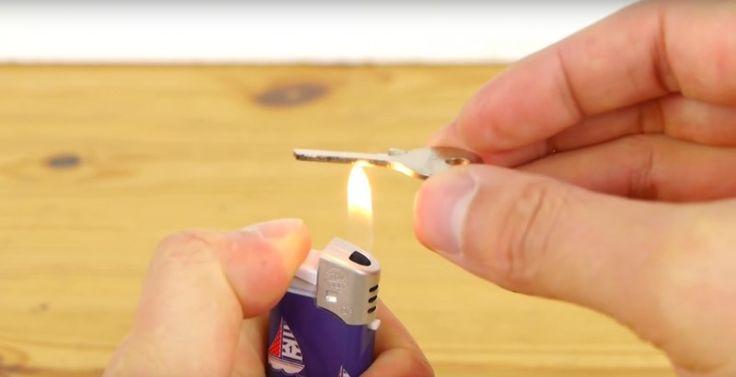 Faça uma cópia da chave de casa em apenas 5 min. E o melhor: de graça! |