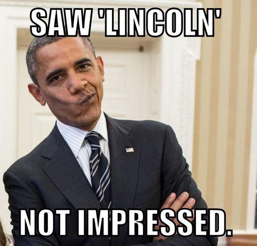 Best 'Obama Not Impressed Memes'