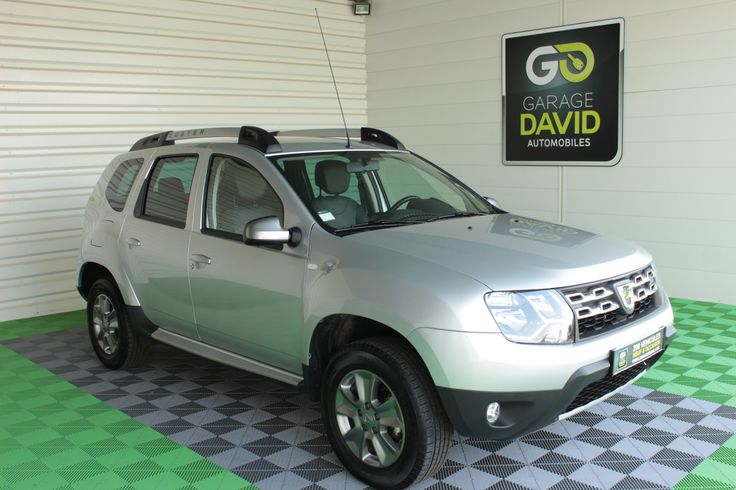 Dacia Duster 1.5 dci 110 4x2 Prestige occasion suv diesel garage David Onlydrive