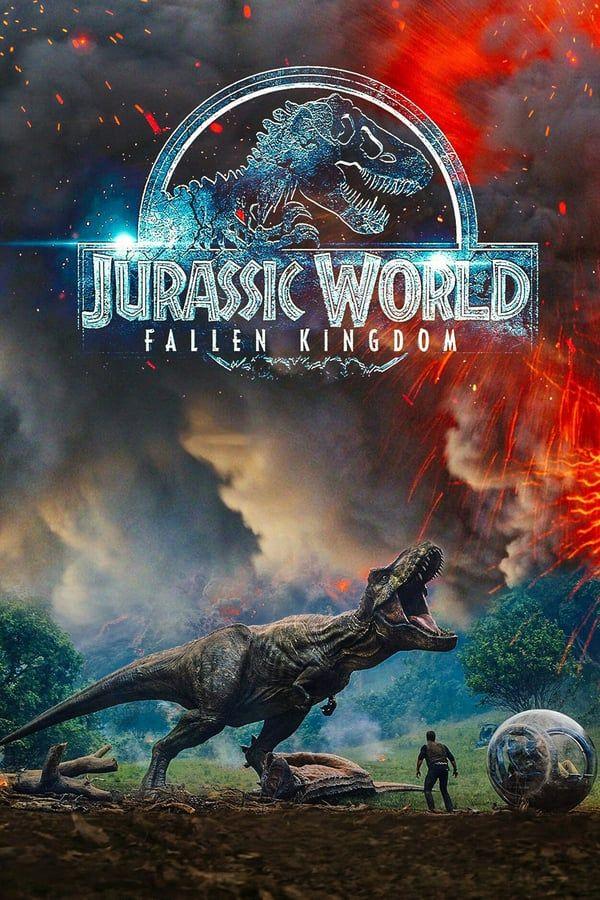 Assistir Jurassic World Reino Ameacado Filme Completo Dublado Em Portugues Jurassic World Arte Com Tema De Dinossauro Filmes