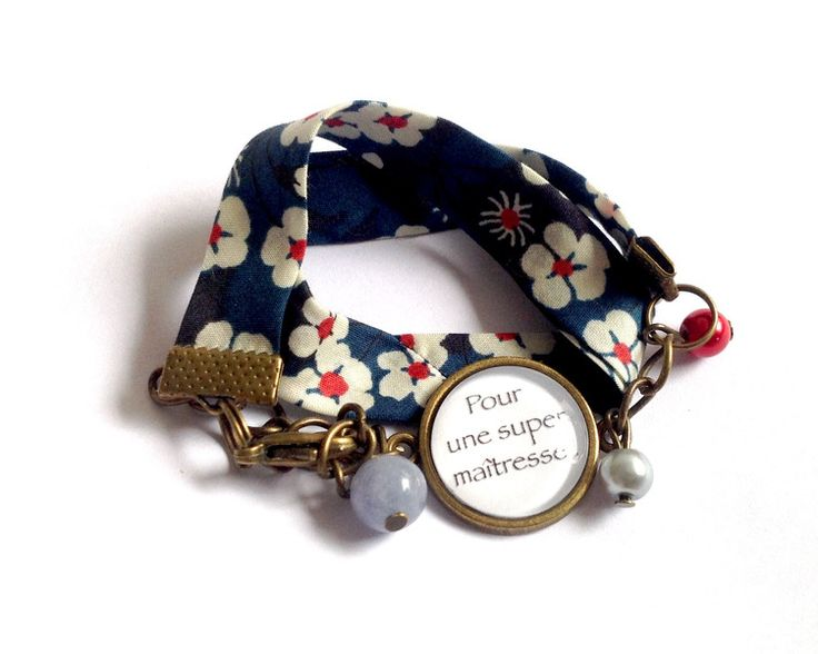 Bracelets, Bracelet : pour une super maîtresse 2 est une création orginale de thislia sur DaWanda