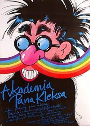 Академия пана Кляксы - Польша 1983