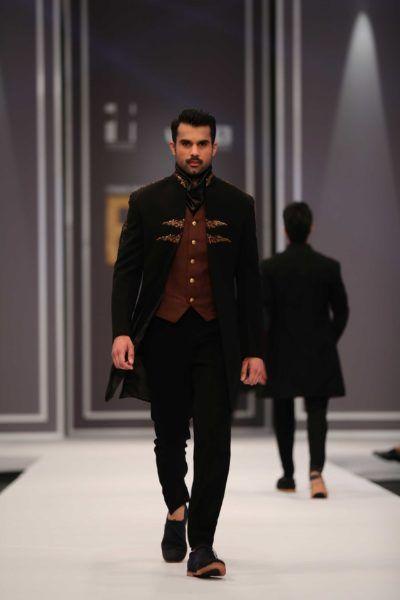 Amir Adnan Pakistan Fashion Week Winter Festive 2016