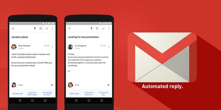 """#google is putting an alternate turn on the idea of """"robotized answer"""" with another apparatus that intends to compose misleadingly keen reactions to your email. The innovation is a piece of an upgrade to Google's Inbox application for overseeing and sorting out #email . #fullestop"""
