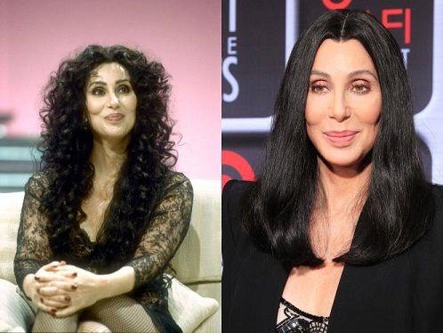 Goddess Of Pop, Cher Plastic Surgery Before And After Photos #celebrities #cher #hollywood #entertainment #plasticsurgery #beauty #makeup #popular