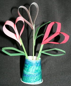 father's day crafts pipe cleaners