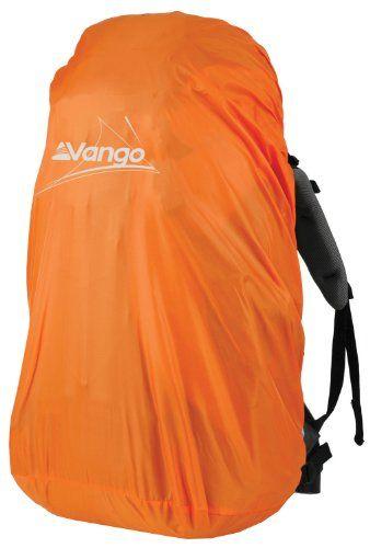 Vango - Funda impermeable para mochilas de 60+ L, color naranja