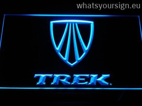 Trek - LED neon light sign display made of the first-class quality transparent acrylic and bright colorful lighting. The neon sign displays exactly the same from every angle thanks to the carving with the latest 3D laser engraving process. This LED neon sign is a great gift idea! The neon is provided with a metal chain for displaying. Available in 3 sizes in following colours: Green, White, Red, Orange, Yellow, Blue and Purple!