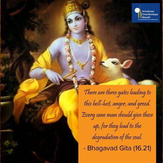 Teachings from the Bhagavad Gita! #LordKrishna