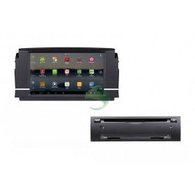 Android Mercedes-Benz C Class W204 appui-tête Lecteur DVD système de navigation GPS avec 3G Wifi Bluetooth-3