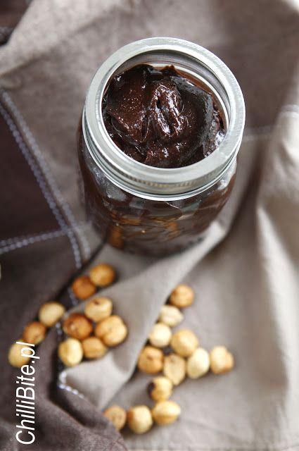 ChilliBite.pl - motywuje do gotowania!: Najlepsza domowa nutella