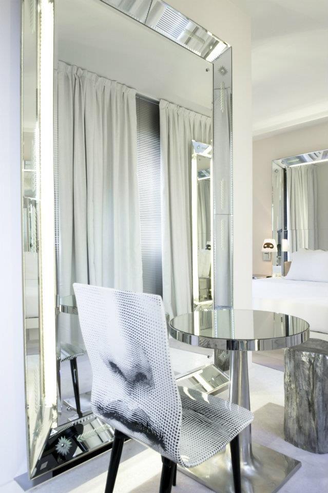 Hotel PalazzinaG diseño de Philippe starck Venice