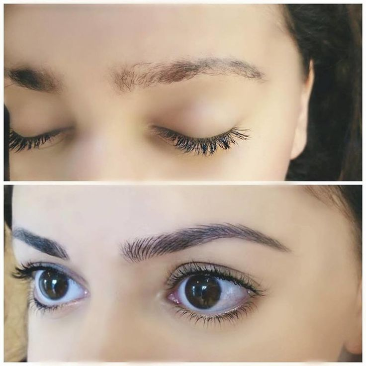 Permanent Makeup: Eyebrows by Alana Everett