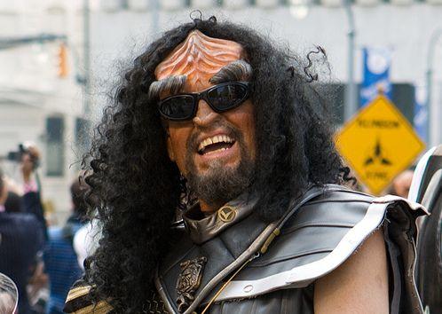 Maj! Bing adds Klingon language translation via @CNET