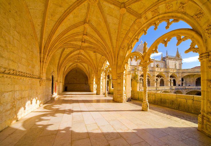 Monastre des hironymites,Lisbon, Portugal; UNESCO World Heritage