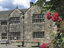 Ilkley Manor house Museum www.yorkshirenet.co.uk/yorkshire-dales/harrogate.htm