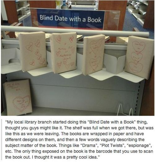 @Plainfield Library This looks like a cool idea :)