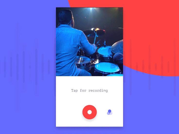 Mobile Video Recording by Lukáš Straňák