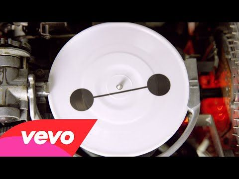 """▶ Fall Out Boy - Immortals (From """"Big Hero 6"""") - YouTube Favorite band + Favorite Movie = Best Thing Ever"""