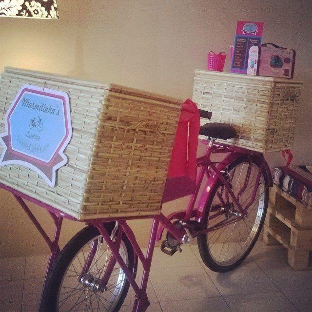 Food bikes, as bicicletas gastronômicas do Recife