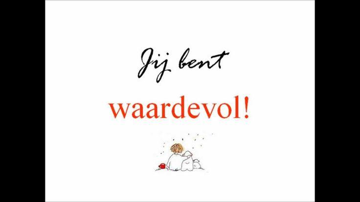 Max Lucado - Jij Bent Waardevol - YouTube