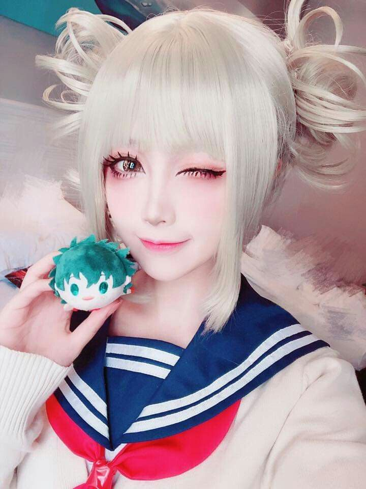 Himiko Toga cosplay tutorial - How to make by cheap and