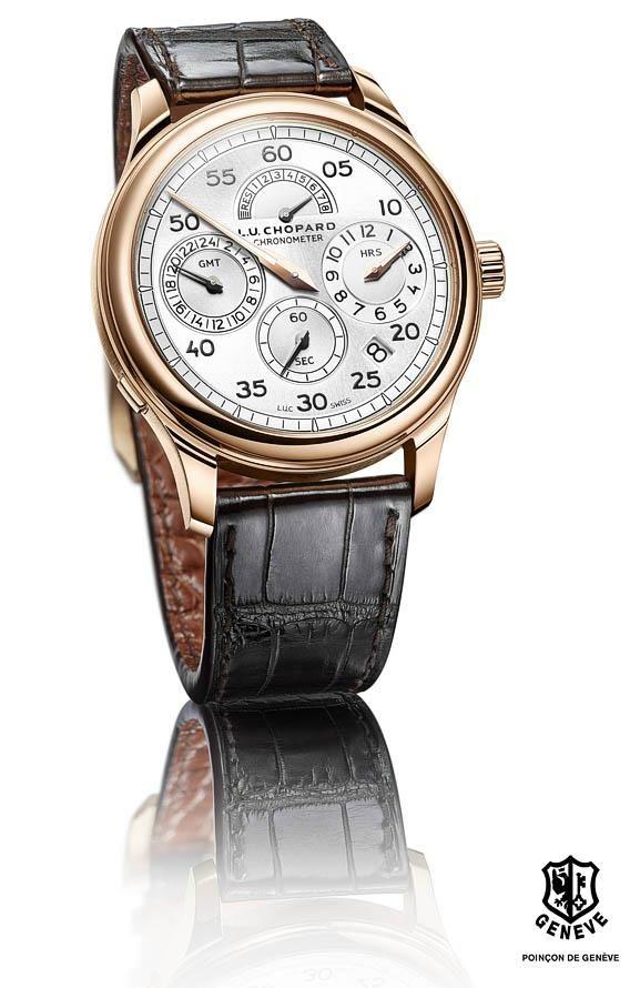 TimeZone : Industry News » Pre-Basel 2015 - Chopard L.U.C Regulator