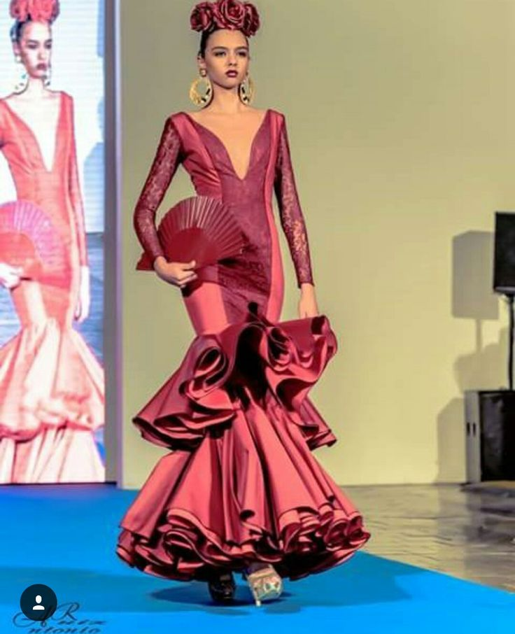 Pasarela Larios Málaga Fashion Week 2017, Premio Joven diseñadora por Ribera del duero. @Lunilunares